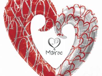 1 an coeur maroc