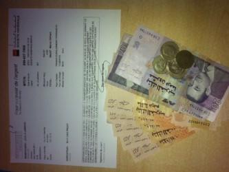 5O euros dons Ghislaine