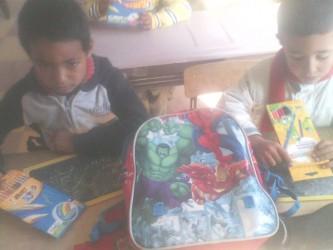 élèves de l'école de Mezguitame6