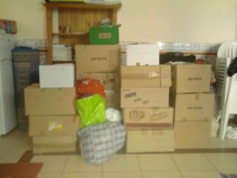 collecte Rodez