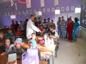 Ecole de Tajmout