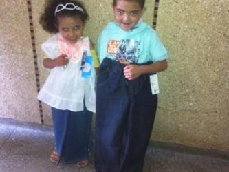 Meyriem et le garçon