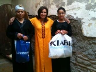maman, fille et Houda (1)