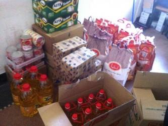 achat denrées alimentaires