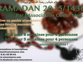 promotion panier ramadan 2015